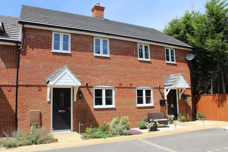 3 Bedrooms Terraced House for sale in Munkman Close, Potton, Sandy, SG19