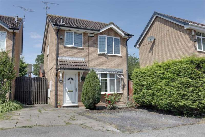 3 Bedrooms Detached House for sale in Lyceum Way, Leighton, Crewe