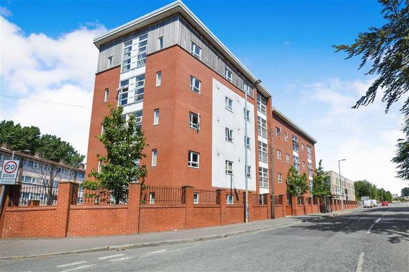 2 Bedrooms Apartment Flat for sale in City Edge, Hulme, Manchester, M15
