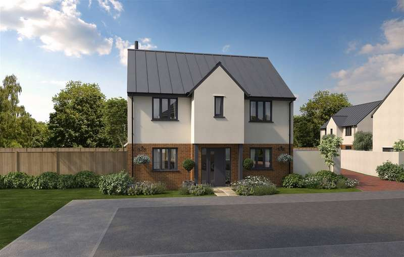 4 Bedrooms Property for sale in Greenhouse Gardens, Cullompton