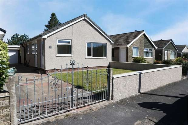 2 Bedrooms Detached Bungalow for sale in Bigland Drive, Ulverston, Cumbria