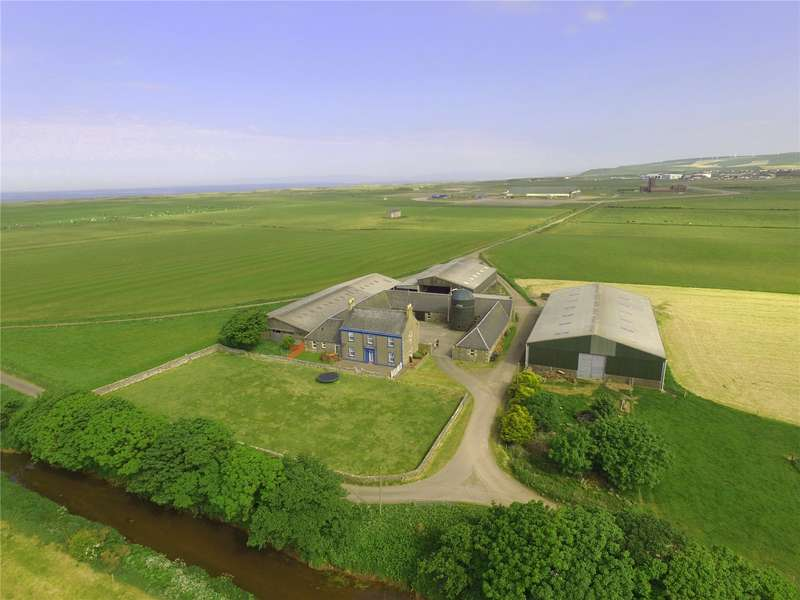 4 Bedrooms Farm Commercial for sale in Parkfergus Farm, Drumlemble, Campbeltown, Argyll and Bute, PA28