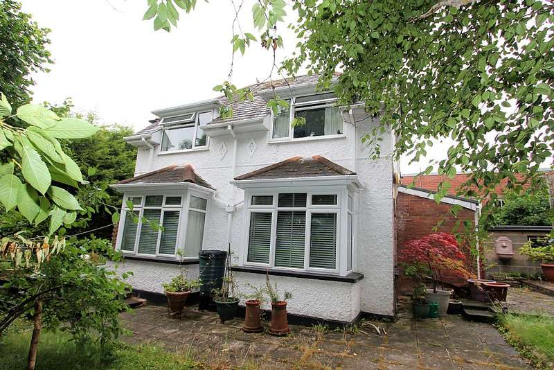 3 Bedrooms Detached House for sale in 24, Salters Road, Exeter, Devon, EX2 5JD