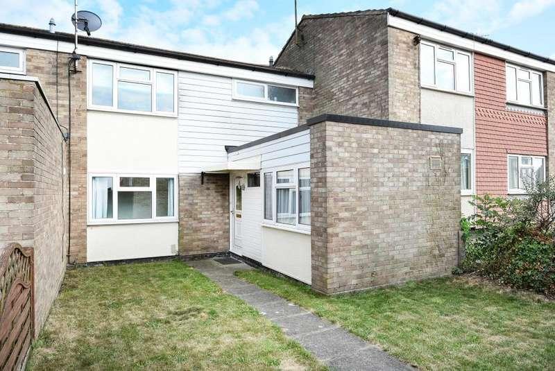 4 Bedrooms House for sale in Barnard Crescent, Aylesbury, HP21