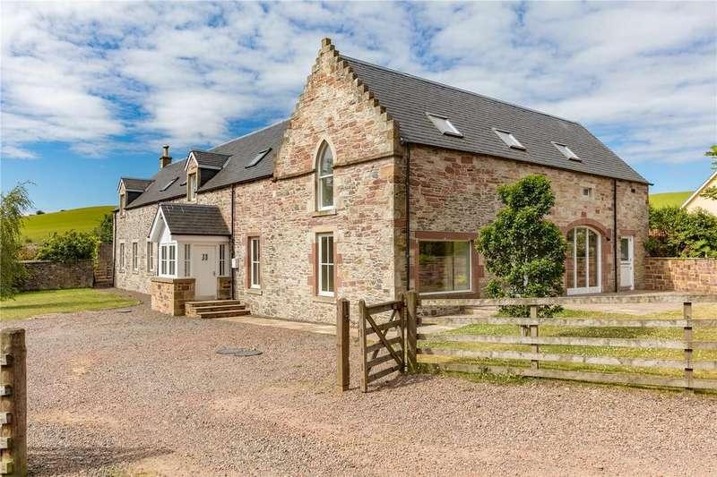 4 Bedrooms Detached House for sale in Doric Cottage, Midshiels, Denholm, Hawick, Scottish Borders