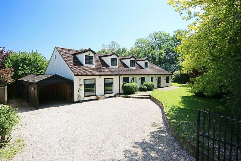 4 Bedrooms Detached House for sale in Butt Lane, Manuden, Bishop's Stortford, Herts