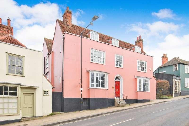 5 Bedrooms Detached House for sale in Market Hill, Maldon, CM9 4PZ