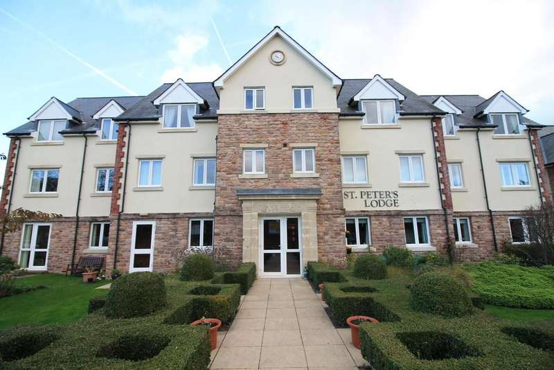 1 Bedroom Ground Flat for sale in St. Peters Lodge, 121A High Street, Portishead, North Somerset