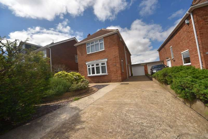 4 Bedrooms Detached House for sale in Newmarket Road, Redcar TS10
