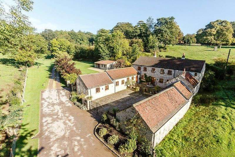 5 Bedrooms Detached House for sale in Old Park Lane Farm, Park Lane, Ledsham, Leeds, LS25