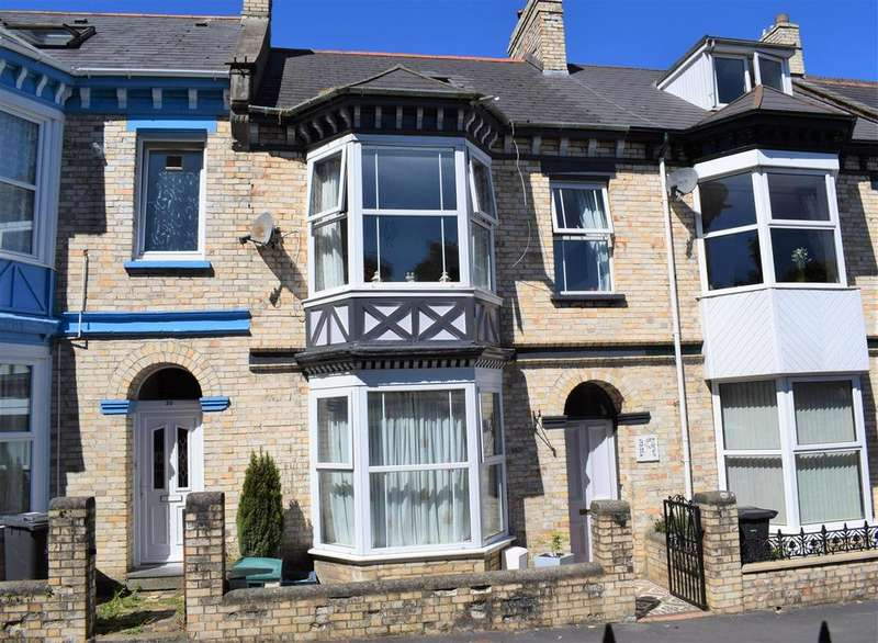 5 Bedrooms Terraced House for sale in Hills View, Barnstaple
