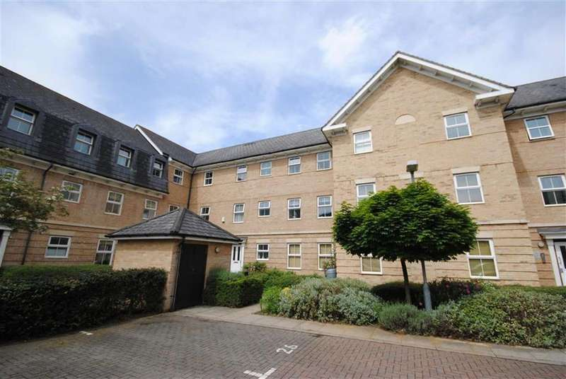 2 Bedrooms Flat for sale in Falcon Mews, Leighton Buzzard