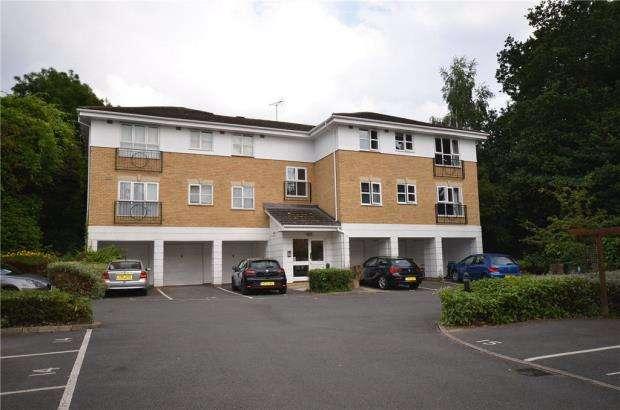 2 Bedrooms Apartment Flat for sale in Sabin Gates, Old Bracknell Lane East, Bracknell
