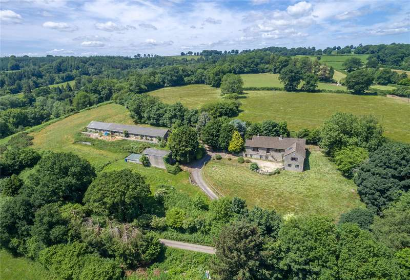 6 Bedrooms Detached Bungalow for sale in Wambrook, Chard, Somerset, TA20