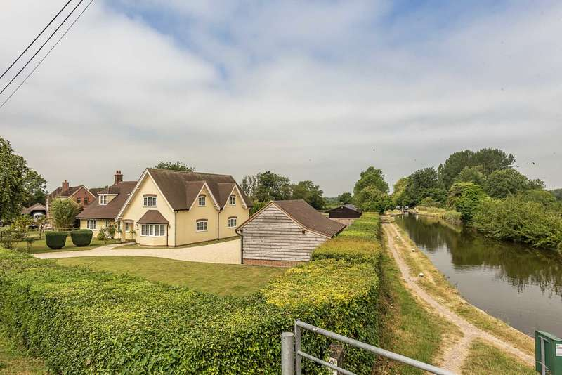 5 Bedrooms Detached House for sale in Watery Lane, Marsworth