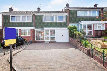 3 Bedrooms Terraced House for sale in Buchlyvie Road, Ralston