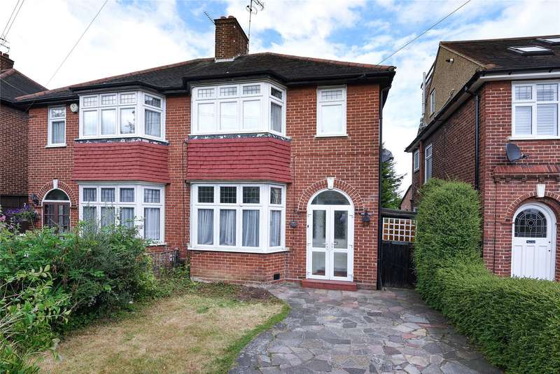 3 Bedrooms Semi Detached House for sale in Rokeby Gardens, Woodford Green