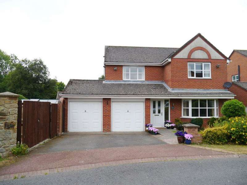 4 Bedrooms Detached House for sale in STUNNING EXTENDED 4 BED DETACHED HOUSE North Mason Lodge, Dinnington