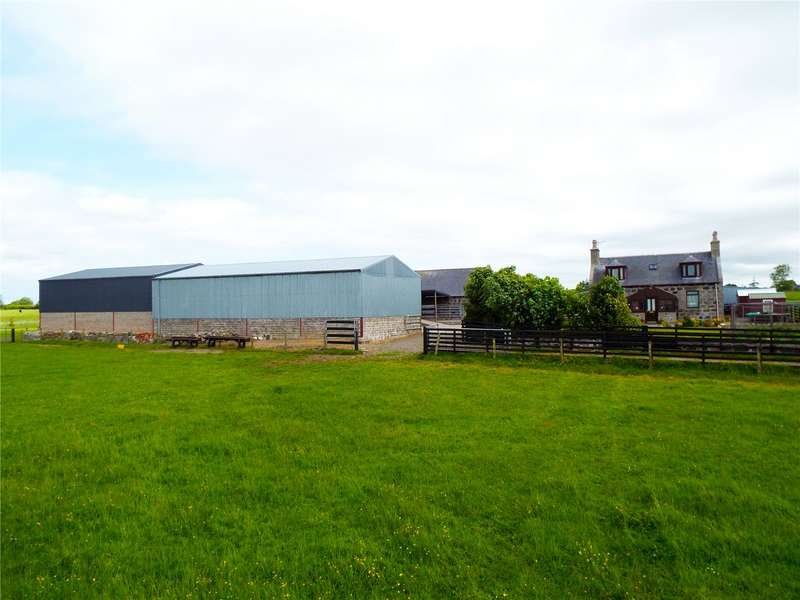 3 Bedrooms Farm Commercial for sale in Teuchitfauld, Maud, Peterhead, Aberdeenshire, AB42