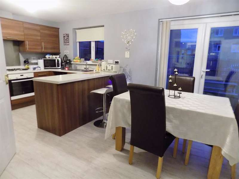 4 Bedrooms Detached House for sale in Scholars Rise, Middlesbrough, TS4 3RP