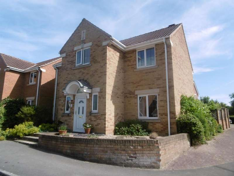 4 Bedrooms Detached House for sale in Pingle Close, Gainsborough, DN21 1XR