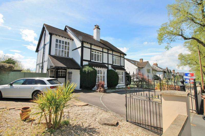 6 Bedrooms Detached House for sale in BATTLEDOWN APPROACH, GL52