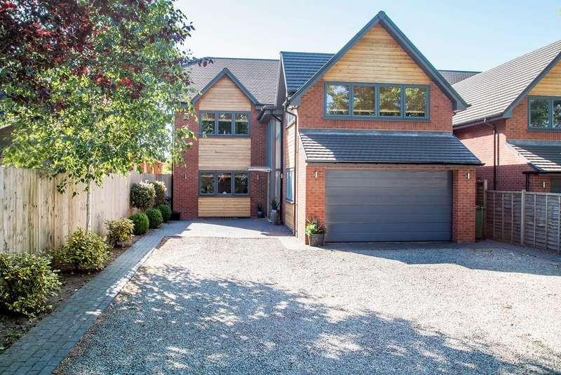 5 Bedrooms Detached House for sale in St Bernards Road, Olton, Solihull