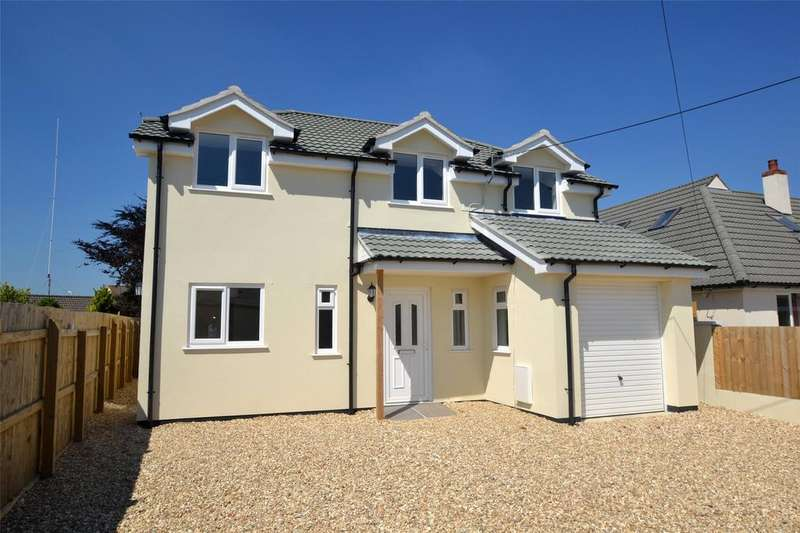 3 Bedrooms Detached House for sale in Stibb Cross, Torrington