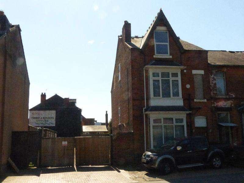 5 Bedrooms Detached House for sale in Slade Road, Birmingham
