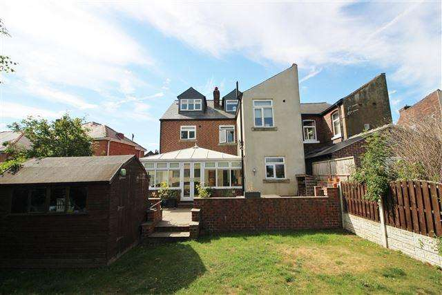 5 Bedrooms Detached House for sale in Stradbroke Road , Sheffield, S13 7GF