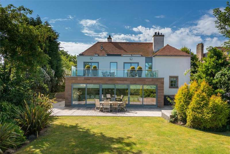 6 Bedrooms Detached House for sale in Gateside House, Hill Road, Gullane, East Lothian