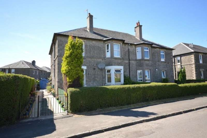 2 Bedrooms Flat for sale in Douglas Road, Dumbarton G82 2NE