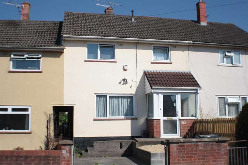 3 Bedrooms Terraced House for sale in Whiting Road, Withywood, Bristol, BS13 9EX