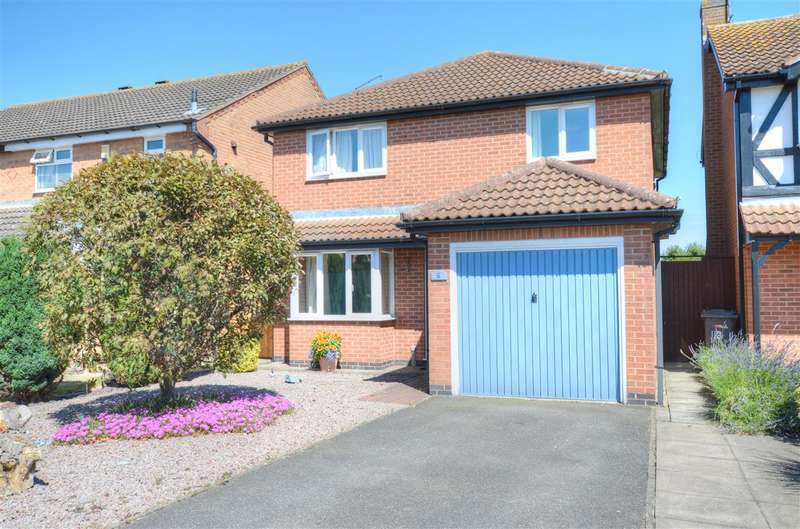 4 Bedrooms Detached House for sale in Westbeck, Ruskington