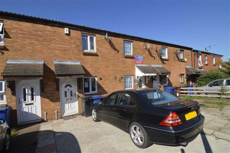 2 Bedrooms Terraced House for sale in Thamley, Purfleet, Essex