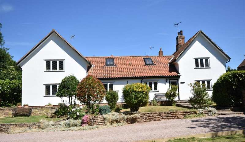 5 Bedrooms Link Detached House for sale in Eakring Road, Wellow