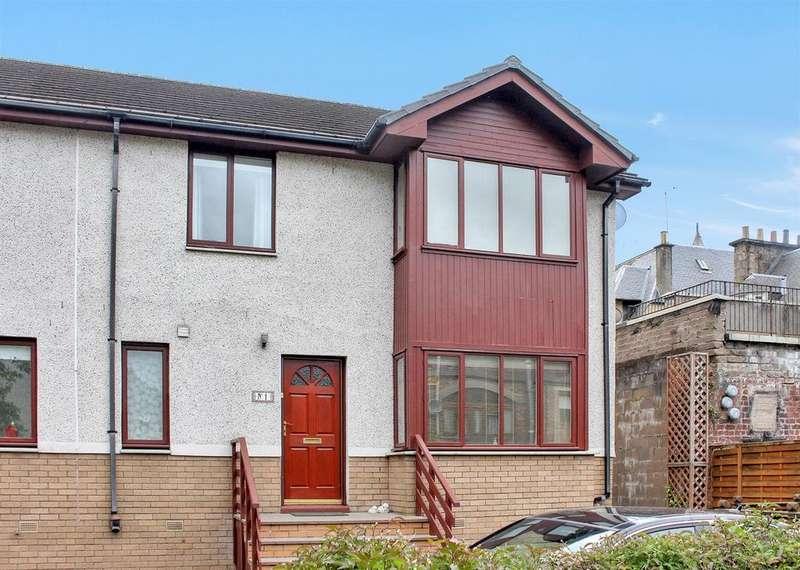 3 Bedrooms Semi Detached House for sale in The Lane, off Cross Street, Callander, FK17