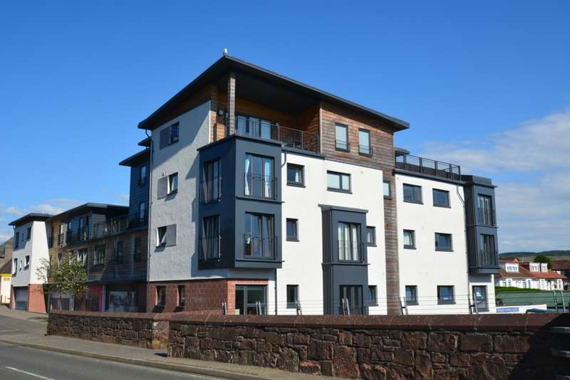 3 Bedrooms Penthouse Flat for sale in Riverside View, Balloch Road, G83