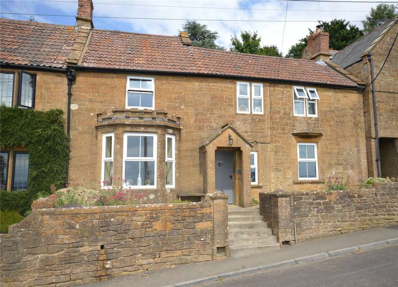 3 Bedrooms End Of Terrace House for sale in Ham Hill, Stoke-Sub-Hamdon, Somerset, TA14