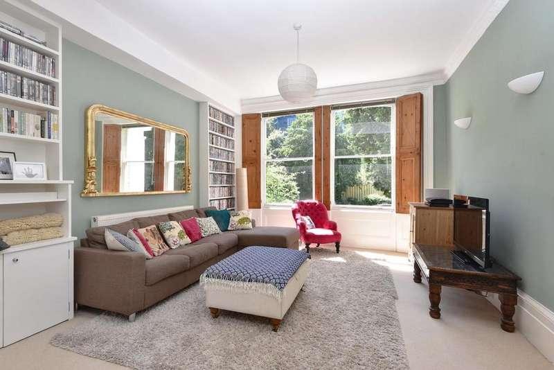 3 Bedrooms Maisonette Flat for sale in Hazellville Road, Whitehall Park