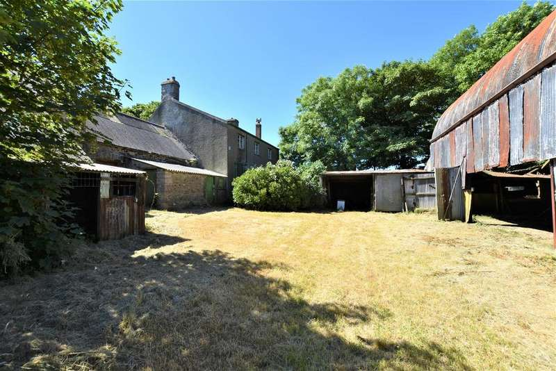 6 Bedrooms Land Commercial for sale in Portfield Gate, Haverfordwest