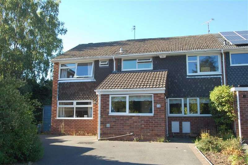 5 Bedrooms Semi Detached House for sale in Vale Head, Wilmslow, Cheshire
