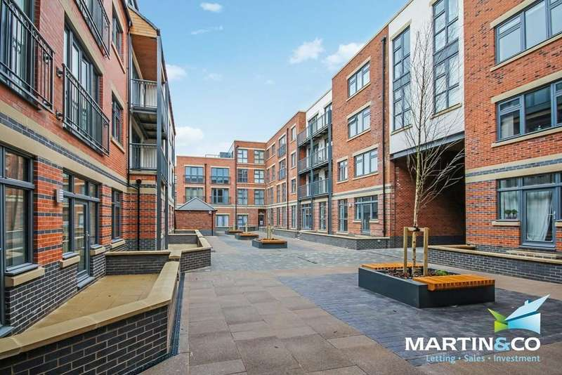 2 Bedrooms Apartment Flat for sale in Metalworks, Warstone Lane, Jewellery Quarter, B18