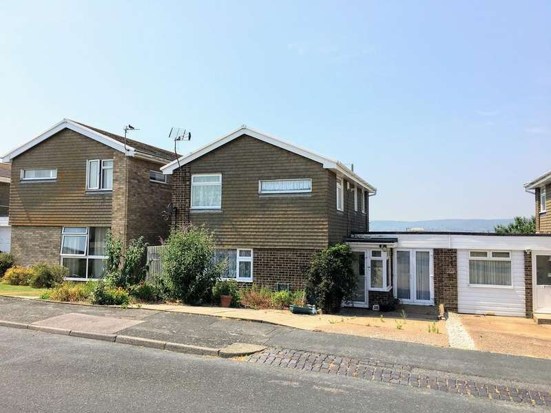 5 Bedrooms Detached House for sale in Hogarth Road, Eastbourne, BN23