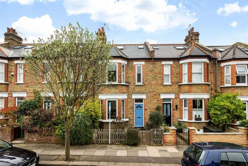 4 Bedrooms House for sale in Tolverne Road, West Wimbledon, SW20