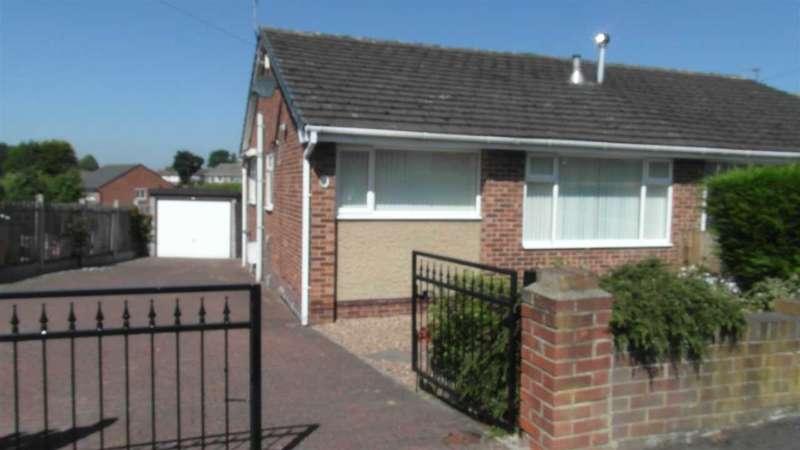 2 Bedrooms Semi Detached Bungalow for sale in Alma Lane, Heckmondwike