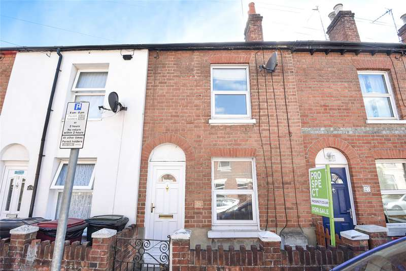 2 Bedrooms End Of Terrace House for sale in Amity Road, Reading, Berkshire, RG1