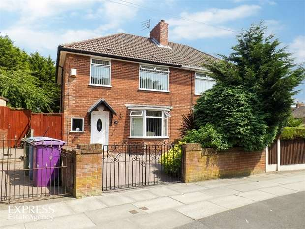 3 Bedrooms Semi Detached House for sale in Circular Road East, Liverpool, Merseyside
