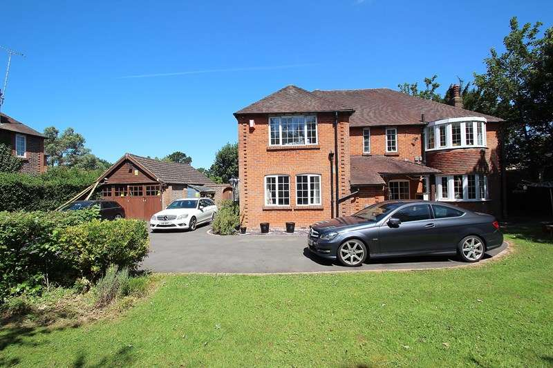 6 Bedrooms Detached House for sale in The Avenue, Fareham