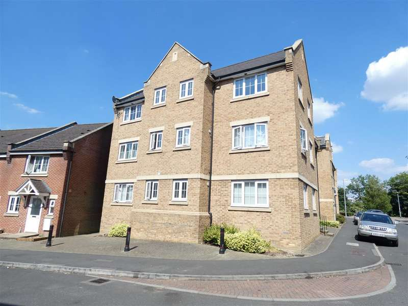 2 Bedrooms Apartment Flat for sale in Bramley Court